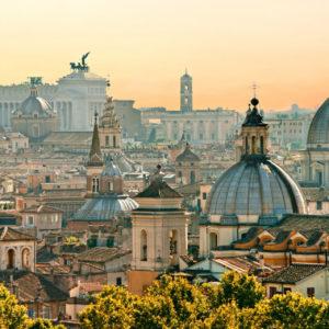 Samolotem do Rzymu
