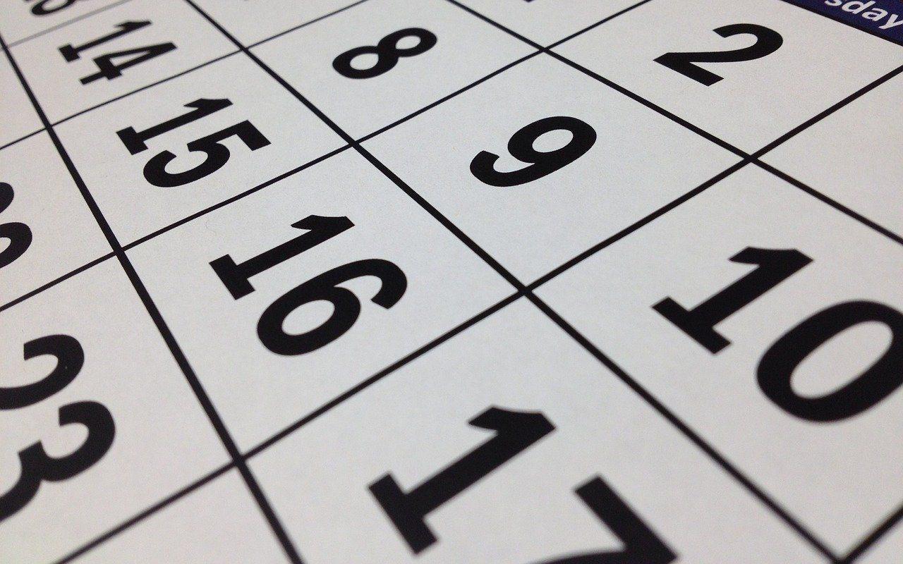 Nowy termin ferii 2021 - kalendarz